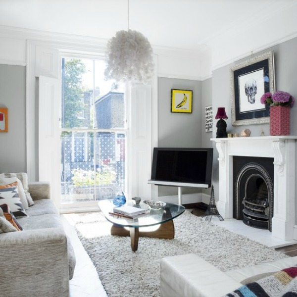 At Home: North London Townhouse